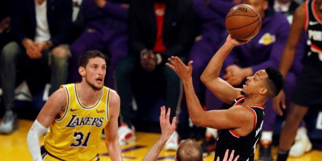 NBA: 114-94. McCollum y Lillard silencian a Westbrook y Trail Blazers se ponen 2-0