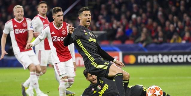La contundencia de Cristiano contra la magia del Ajax, con las semis en juego