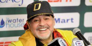 Maradona y sus Dorados derrotan a Cimarrones y se clasifican a semifinales