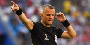 Kuipers, árbitro para el Barcelona-Liverpool