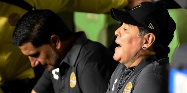 Los Dorados de Maradona vencen 0-2 al Mineros y se clasifican a la final