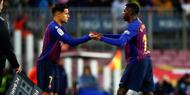 El Barcelona se prepara para una semana que puede ser decisiva