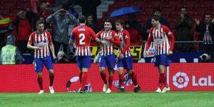 3-2. Correa frustra al Valencia… y al Barcelona