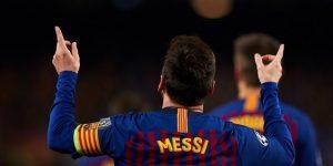 """Simeone: """"La crítica no es justa, Messi es extraordinario"""""""