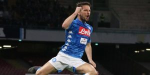 """El Nápoles tropieza, pero aplaza el """"Scudetto"""" del Juventus"""
