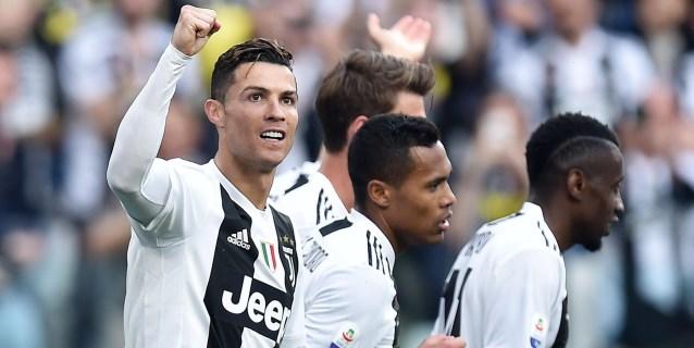El Juventus gana el primer Scudetto de la 'era Cristiano Ronaldo'