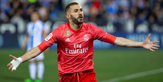 1-1. La inspiración de Benzema vale un punto en Leganés