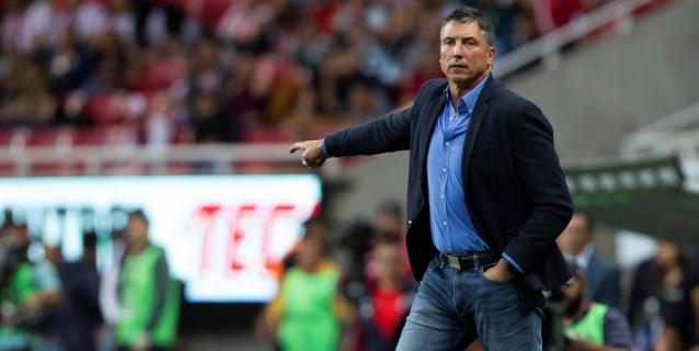 El uruguayo Dante Siboldi renuncia como entrenador del Veracruz