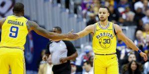 NBA: Warriors, mejor marca en el Oeste; Nets y Magic aseguran playoffs en el Este