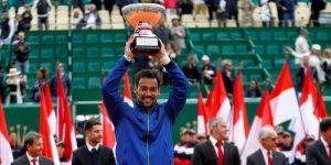 TENIS: Fabio Fognini logra en Montecarlo su primer Masters 1000