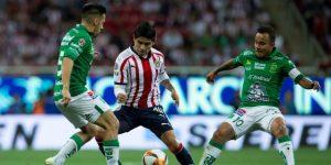 El Guadalajara vence al líder León y le corta la racha de triunfos seguidos