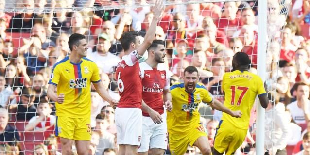 El Arsenal se mete en un lío