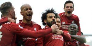 2-0. Mané y Salah espantan el resbalón