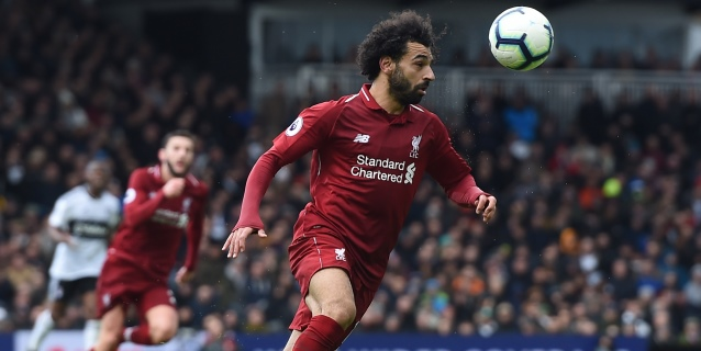 """El futbolista egipcio Salah, """"titán"""" más influyente dentro de los 100 de Time"""
