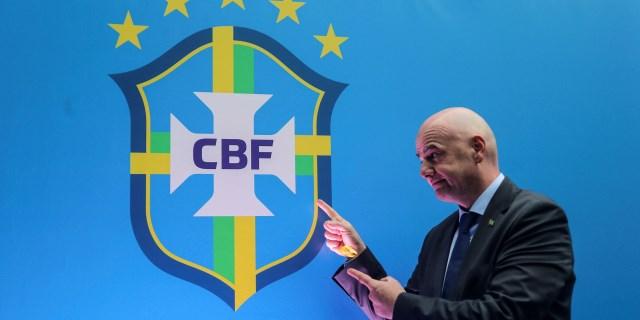 Infantino dice que Europa terminará aceptando el Mundial de Clubes con 24 equipos