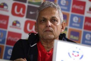 Rueda espera seguir en Chile después de la Copa América para llegar a Catar 2022