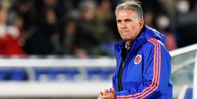 Queiroz dice que tiene identificados 1.064 jugadores colombianos en el mundo