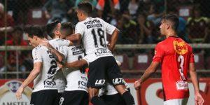 El Corinthians deja a Jorge Sampaoli sin su primera final con el Santos