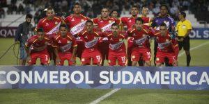 1-1. Wanderers resiste sin apuros la altitud para avanzar en la Sudamericana