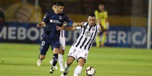 0-1. Valdivia y Paredes conducen al 'Cacique' a una victoria de altura
