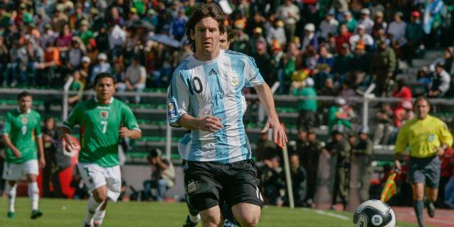 La goleada de Bolivia a la Argentina de Messi y Maradona cumple ya 10 años