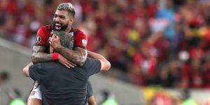 'Gabigol', Fred y Paolo Guerrero pugnan por el trono del goleador en Brasil