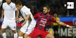 1-0. Cerro Porteño queda como único líder del Grupo E tras vencer a Nacional
