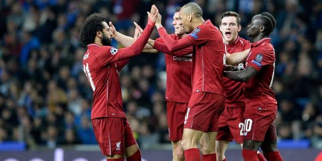 1-4. El Liverpool desafía al Barcelona
