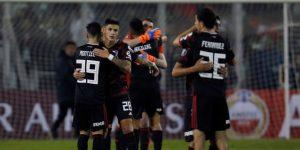 0-2. River Plate pasa a octavos y elimina al Palestino
