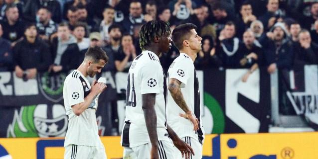 El Juventus se hunde en la Bolsa tras la eliminación copera