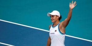 TENIS: Ashleigh Barty se cuela en el Top-10 mundial