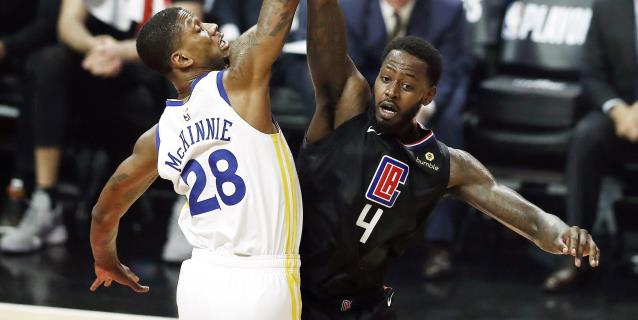 NBA: Warriors y Sixers recuperan ventaja de campo; Spurs la mantienen