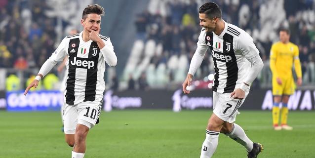 """Cristiano, a un empate contra el Fiorentina de su primer """"Scudetto"""""""