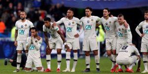 2-2 (6-5) El Rennes destrona al PSG en los penaltis