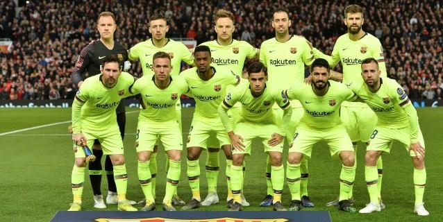 El Barça: a noventa minutos de semifinales, cuatro años después