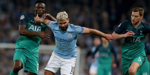 Otro Manchester City-Tottenham para consumir la Premier