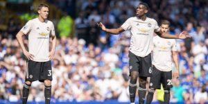 El Everton sonroja al Manchester United