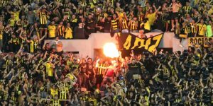 Unos cien hinchas de Peñarol detenidos por incidentes en Río de Janeiro