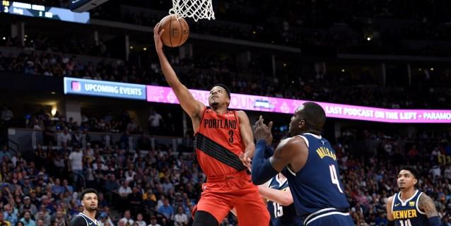 NBA: 96-100. Los Trail Blazers apean a los Nuggets y jugarán la final del Oeste con los Warriors