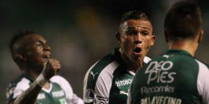1-1. Un gol agónico de Carlos Rodríguez salva al Cali de caer en casa con Peñarol
