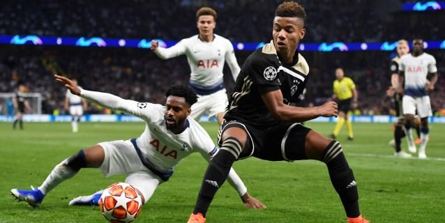 """El """"fútbol total"""" del Ajax recibe al Tottenham con obligación de no confiarse"""