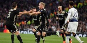 0-1. El Ajax desconecta al Tottenham