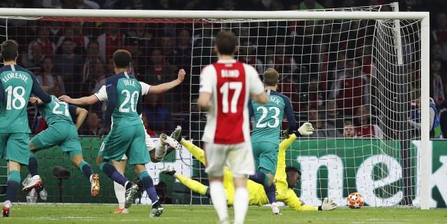 2-3.El Tottenham remonta y se clasifica para la final con tres goles de Lucas
