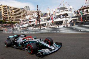 F1: Hamilton saldrá desde la 'pole' en Mónaco tras firmar un nuevo récord de pista