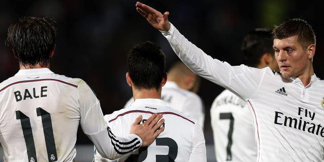 """Los madridistas Kroos, Bale e Isco interesan al PSG, según """"Le Parisien"""""""