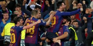 3-0. Messi y Luis Suárez se citan con el Wanda Metropolitano
