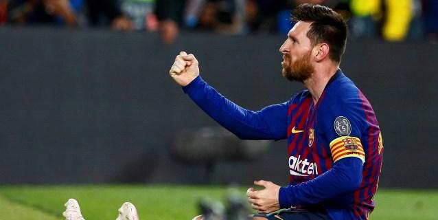 Messi no se borra de la final menos deseada de la temporada