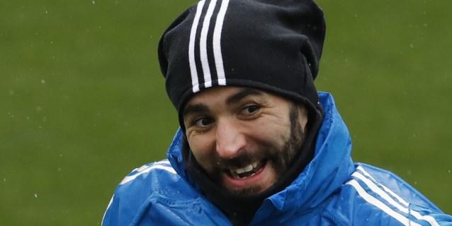 Benzema no contempla volver a jugar en un club francés