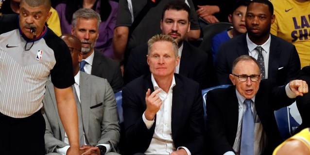 NBA: Kerr confirma la baja de Durant para el primer partido; Cousins es cuestionable