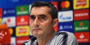 """Valverde: """"Tenemos que jugar como si no hubiera nada antes ni después"""""""